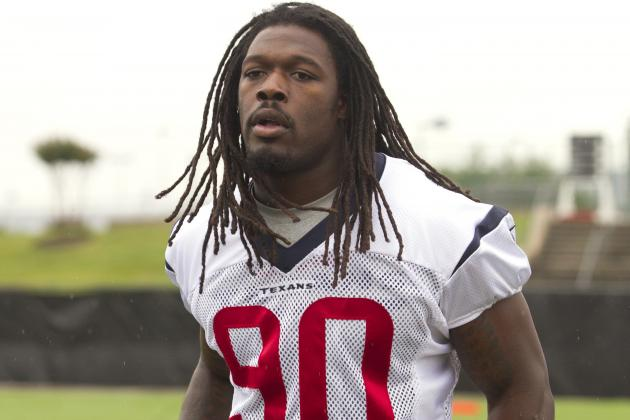 Jadeveon Clowney 'Wants to Be the Best'
