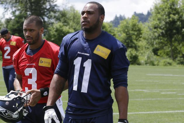 Percy Harvin Feels Good, Ready to Contribute for Seahawks