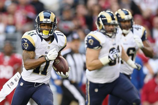 Projected 2014 Starters: St. Louis Rams