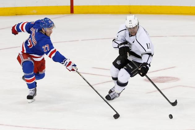 Stanley Cup Final 2014: Rangers vs. Kings Series Schedule and Odds