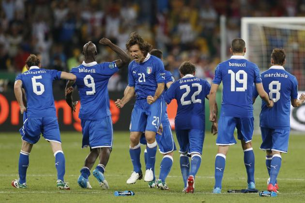 Italy vs. Luxembourg: Date, Time, Live Stream, TV Info and Preview