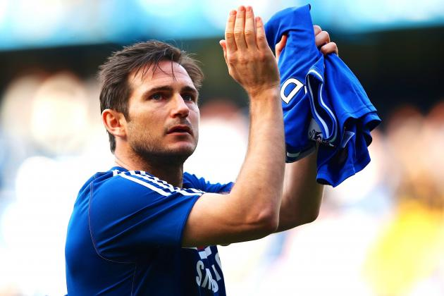 Frank Lampard Announces He Won't Return to Chelsea Next Season