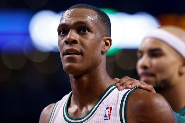 Rajon Rondo Says He Wants to Remain with Boston Celtics