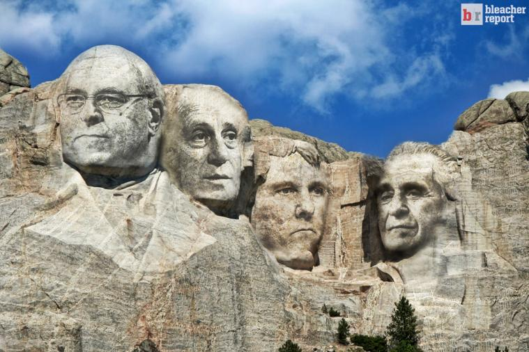Gregg Popovich in Elite Company on NBA's Head-Coaching Mount Rushmore