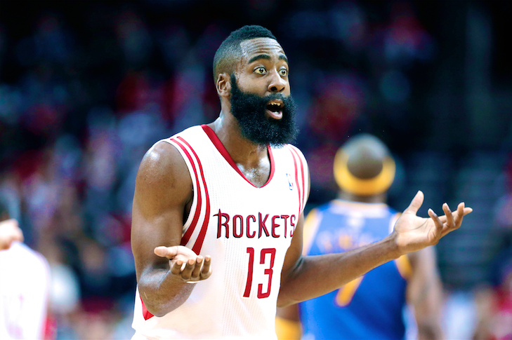 Harden, Granger and Lee Surprise NBA Fans by Receiving All-Defensive Votes