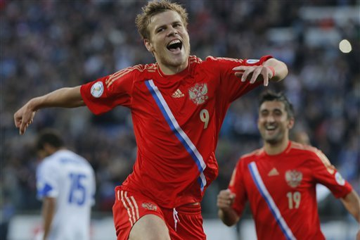Why Aleksandr Kokorin Will Have a Massive World Cup for Russia