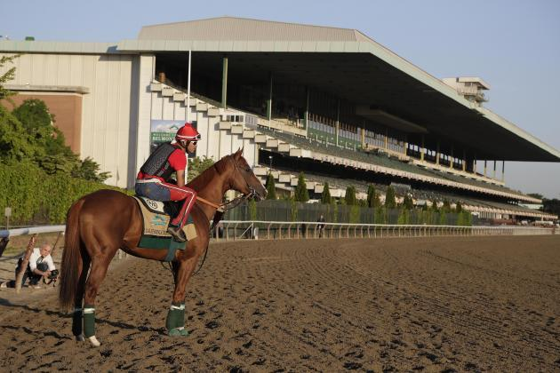 Belmont Stakes 2014 Post Time: TV Schedule, Weather Forecast for 146th Race
