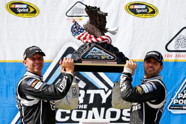 Fantasy NASCAR at Pocono 2014: Picks, Top Drivers for Pocono 400