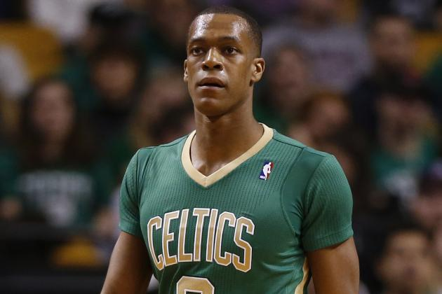Rondo 'Didn't Pitch Anything' to Kevin Love
