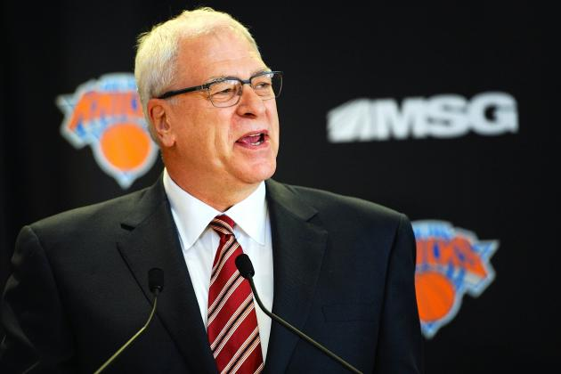 Phil Jackson Fined $25,000 for Tampering with Derek Fisher