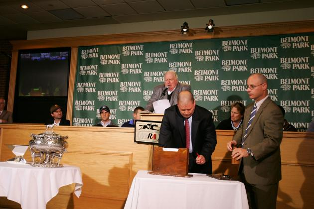 Belmont Stakes 2014 Post Positions: Draw Start Time, Live Stream Info and More