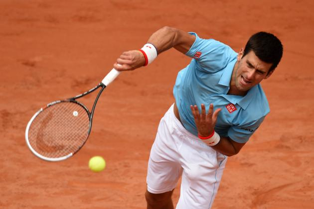 French Open 2014: Full TV and Live Stream Schedule for Day 10 at Roland Garros
