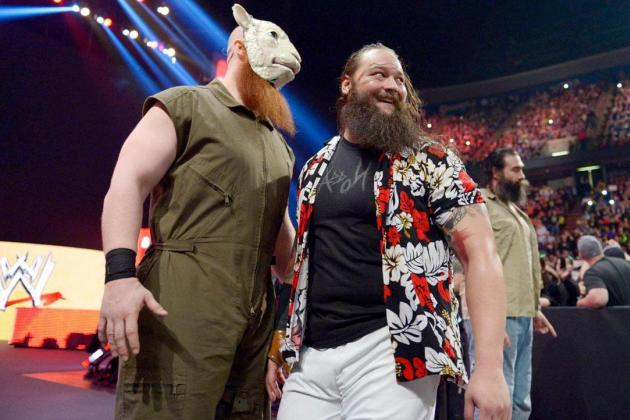 WWE Payback 2014 Highlighted Emerging Stars Even with Bray Wyatt Losing