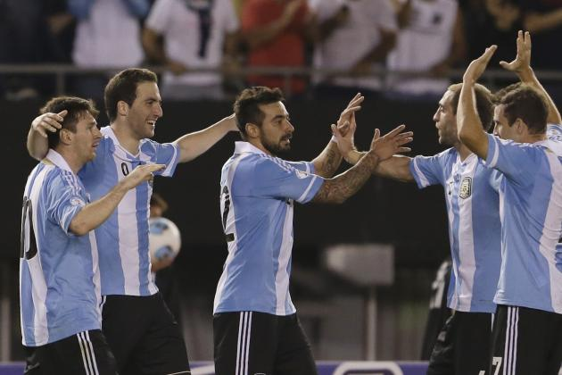Argentina vs. Trinidad and Tobago: Date, Time, Live Stream, TV Info and Preview