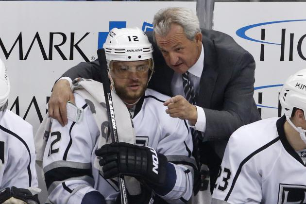 LA Kings' Darryl Sutter Becomes NHL's Winningest Game 7 Head Coach