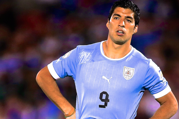 Even If Luis Suarez Plays for Uruguay, England Must Focus on Their Own Game