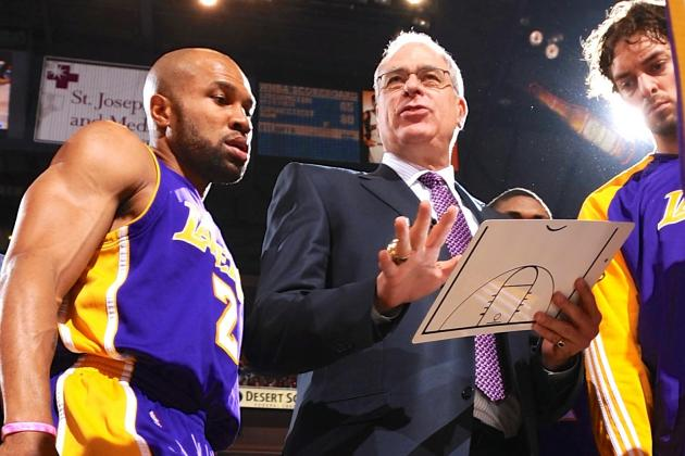 Report: Phil Jackson, Derek Fisher to Meet About NY Knicks Coaching Vacancy