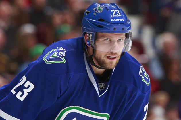 Report: Red Wings Interested in Canucks' Edler