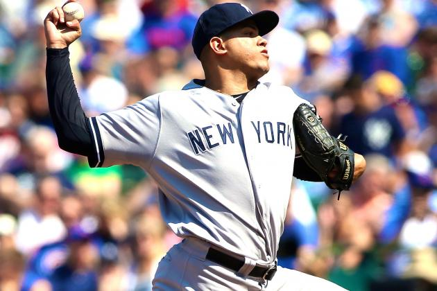 Is It Time for Dellin Betances to Replace David Robertson as Yankees Closer?