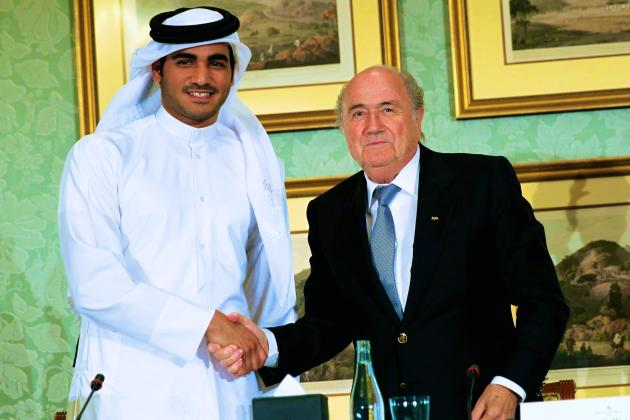 FIFA's Qatar Bribery Scandal Shows Why It's Time to Give 2022 World Cup to USA