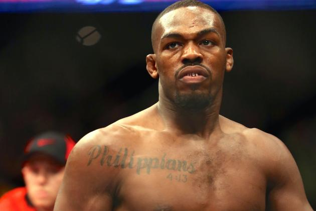 Dana White Claims Jon Jones Doesn't Want to Fight Alex Gustafsson