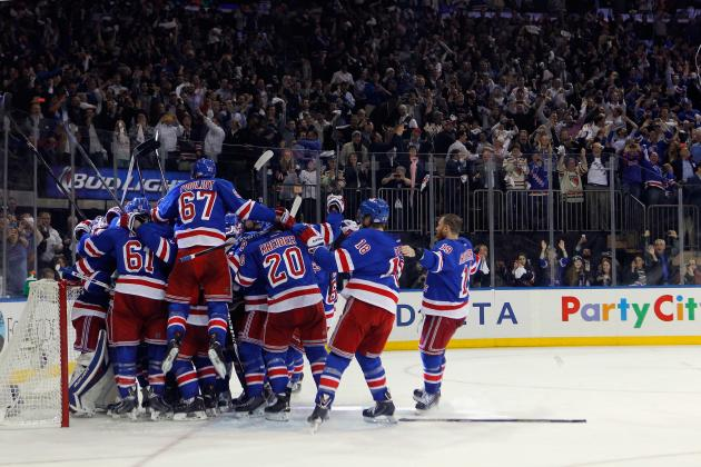 Rangers vs. Kings: Complete TV Schedule and Predictions for Stanley Cup Finals