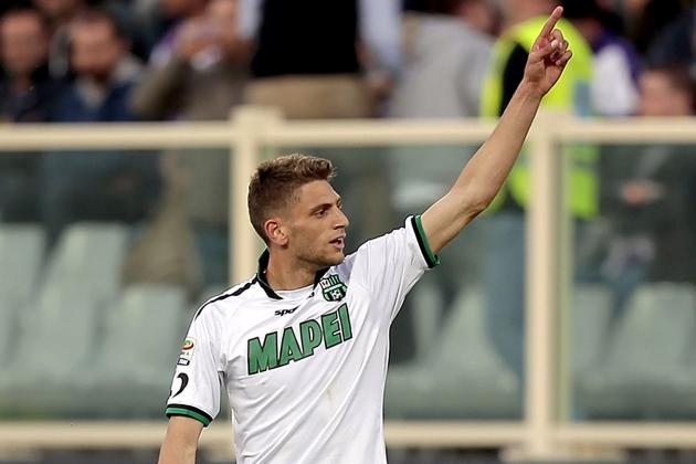 Domenico Berardi: Keys to Propel the Juve Youngster's Game to the Highest Level