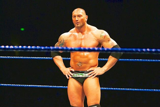 Batista Quits WWE on Monday Night Raw: Latest Updates and Reaction