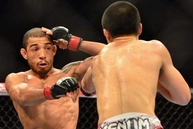 UFC: Jose Aldo Misses the Mark with Complaint About More Pay