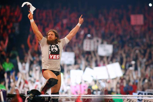 Daniel Bryan to Face Kane at Money in the Bank PPV in Main Event
