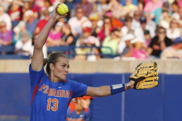 College Softball World Series 2014: Alabama vs. Florida Game 1 Score and Recap