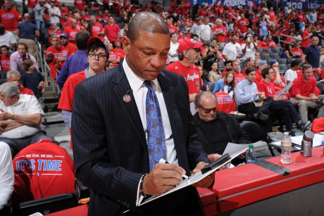 Should LA Clippers' New Owners Make Doc Rivers President of Basketball Ops?