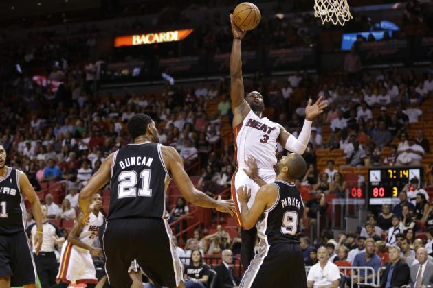 Complete Scouting Report to Miami Heat's NBA Finals Duel with Spurs