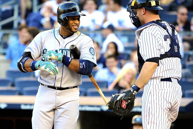 Robinson Cano Finding Mariners to Be the Right Fit