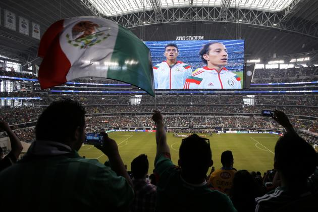 B/R Exclusive: What the Future Holds for Mexico 10 Days Before the World Cup