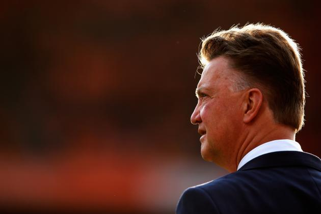 Louis Van Gaal Admits Love of Tottenham, Warns Manchester United Players