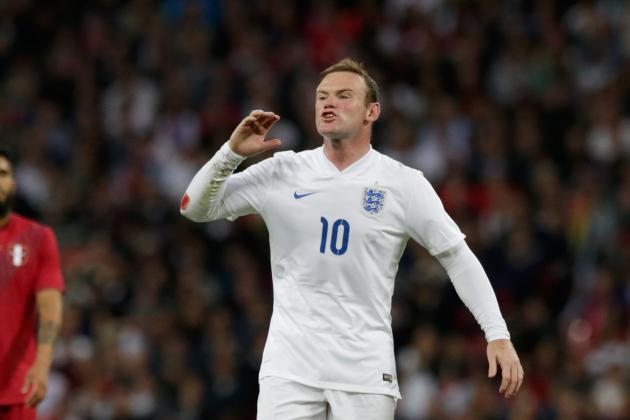 Wayne Rooney England Spot Questioned by Gary Lineker Ahead of World Cup