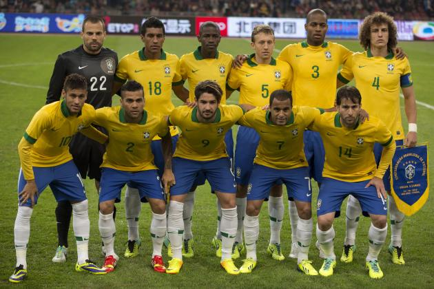 Film Focus: Brazil's Midfield Balance in Focus Ahead of Panama Clash