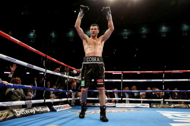Carl Froch Challenged to Vegas Fight by Sakio Bika, May Choose Julio Chavez Jr.