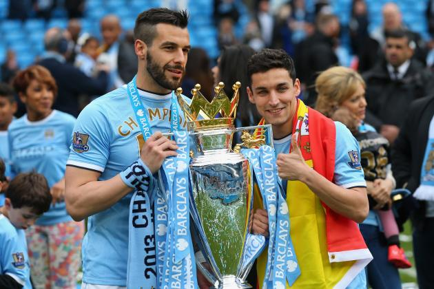 World Cup Absences of Jesus Navas and Alvaro Negredo Can Benefit Manchester City