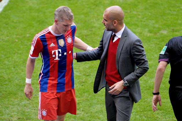 Should Bayern Munich Sell Bastian Schweinsteiger to Manchester United?