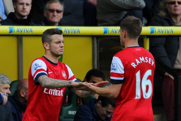 Aaron Ramsey or Jack Wilshere: Whose Arsenal Future Is Brighter?
