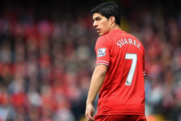Manchester United Transfer News: Luis Suarez Won't Swap Liverpool for Red Devils
