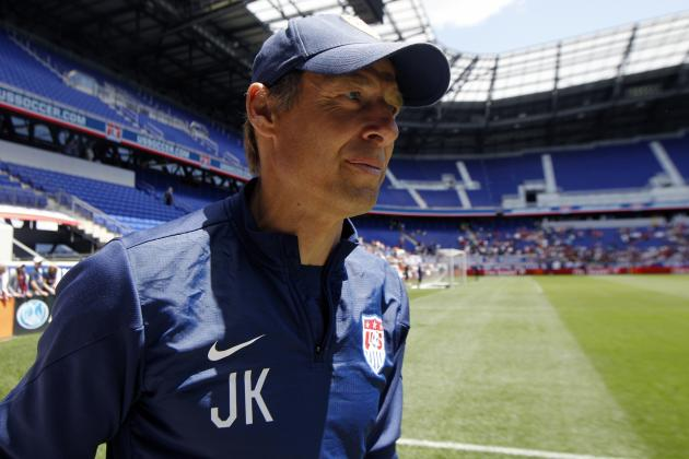 Why Jurgen Klinsmann Deserves More Credit for Building for the Future