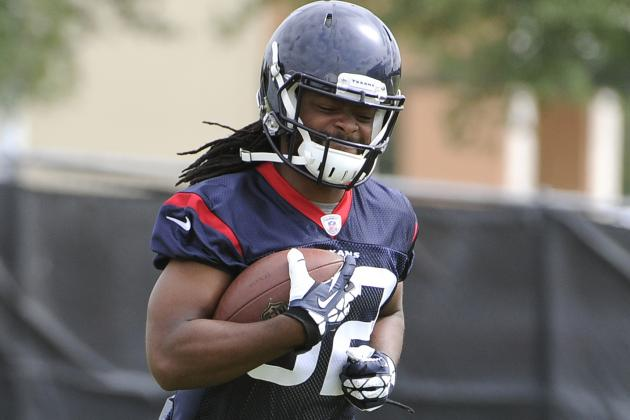 Texans' Kick Return Positions 'Wide Open,' O'Brien Says