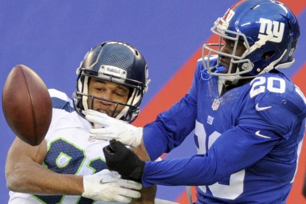 Amukamara 'Shocked' Giants Cut Hill, Hopes He Doesn't Land in NFC East: Newsday