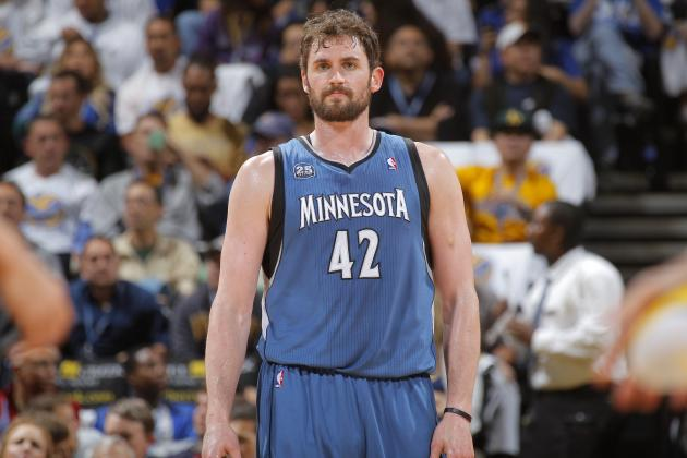 Report: Minnesota Timberwolves Privately Preparing for Kevin Love Trade