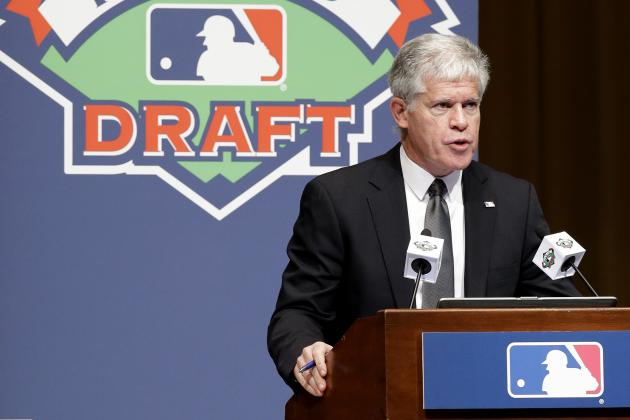 MLB Competitive Balance Draft Picks 2014: Order and Lottery Rules Explanation