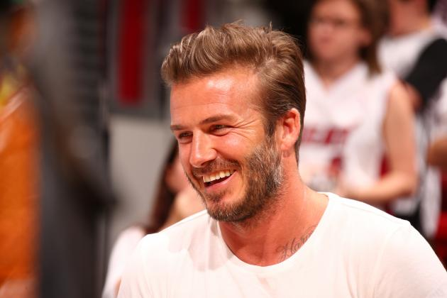 David Beckham Discusses Potentially Coming out of Retirement