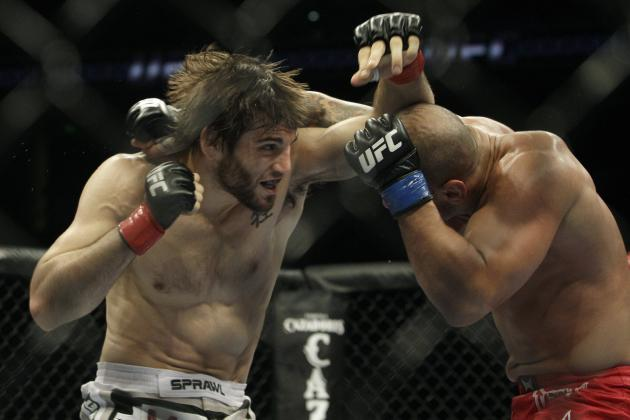 Jon Fitch at the Crossroads: End of the Line as a UFC Contender